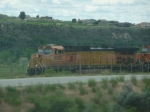 BNSF 5383 East